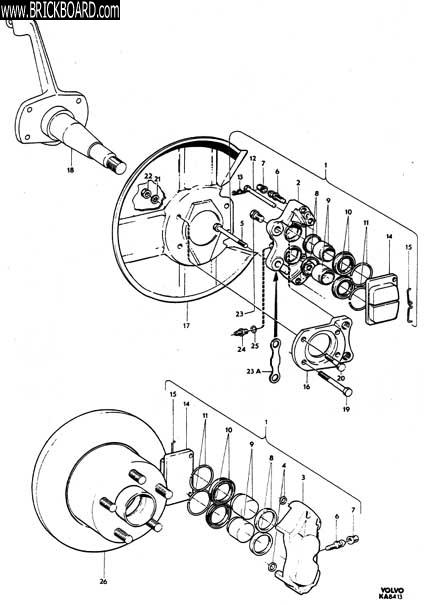 rwd dual circuit brakes. Black Bedroom Furniture Sets. Home Design Ideas